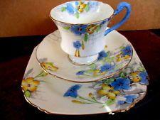 Art Deco / Vintage China Tea Set trio.Paragon China.British.