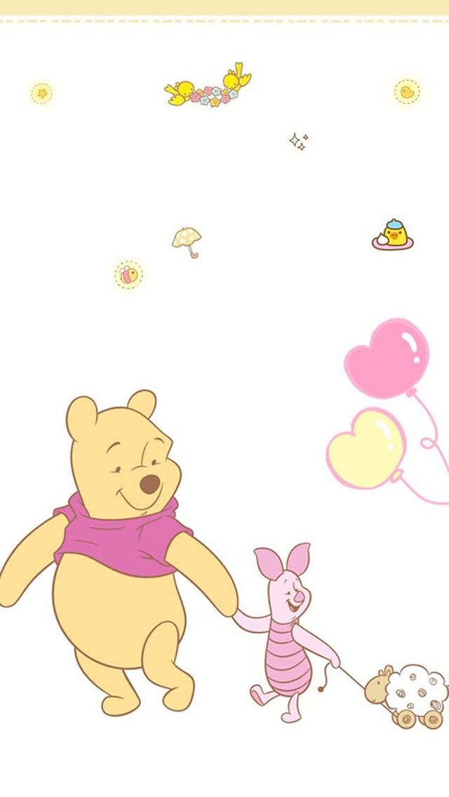 Pooh And Piglet Winnie The Pooh Pictures Winnie The Pooh Friends Cute Winnie The Pooh