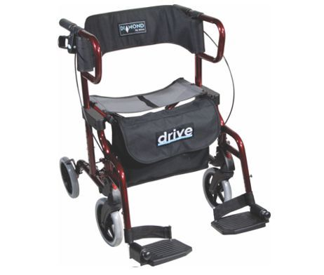 Drive Diamond Deluxe Rollator. This is a fantastic durable and popular chair. Mobility Therapy Center has the largest range of Wheelchairs and Transit Chairs at the best prices. Be sure to view all our wheelchairs and Transit Chairs for sale at MTC. All Prices include Free Delivery Australia Wide. Visit us at www.mobilitytherapycentre.com.au