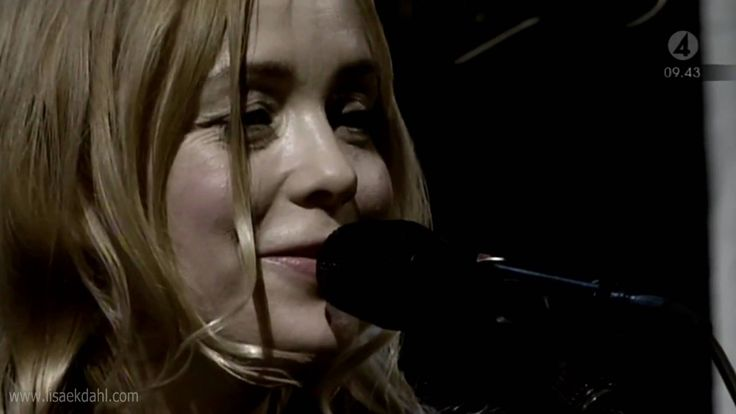 Lisa Ekdahl's beautiful 'Don't Stop' from her great album, 'Give Me That Slow Knowing Smile'