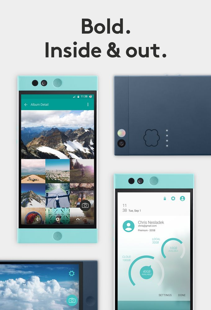 Robin. The smarter smartphone. by Nextbit — Kickstarter