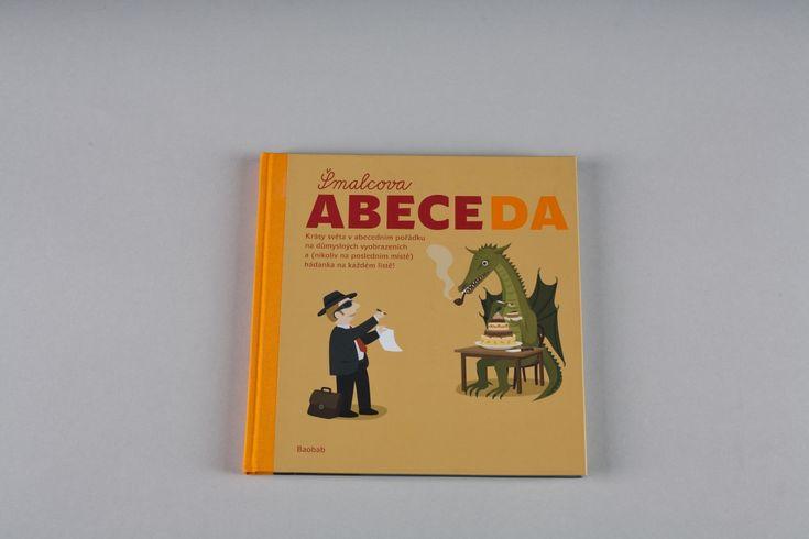 Šmalcova ABECEDA   české ilustrované knihy pro děti   Baobab Books