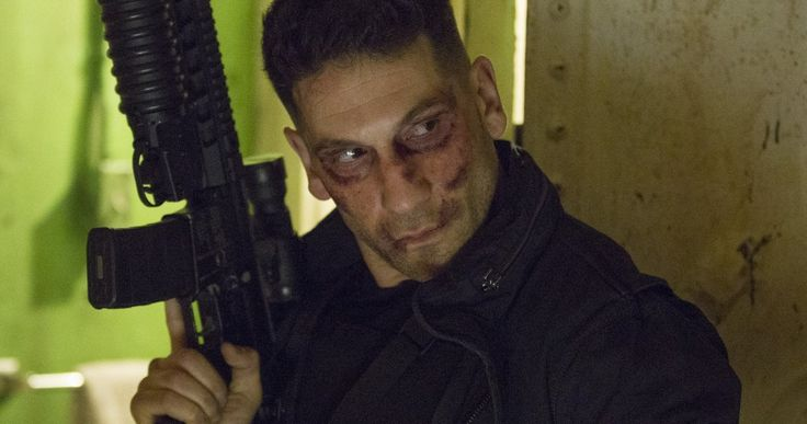 Marvel's 'The Punisher' Netflix Series Is Happening -- Jon Bernthal will reprise his role as Frank Castle in Marvel and Netflix's 'The Punisher', though no premiere date is set. -- http://movieweb.com/punisher-marvel-netflix-series/