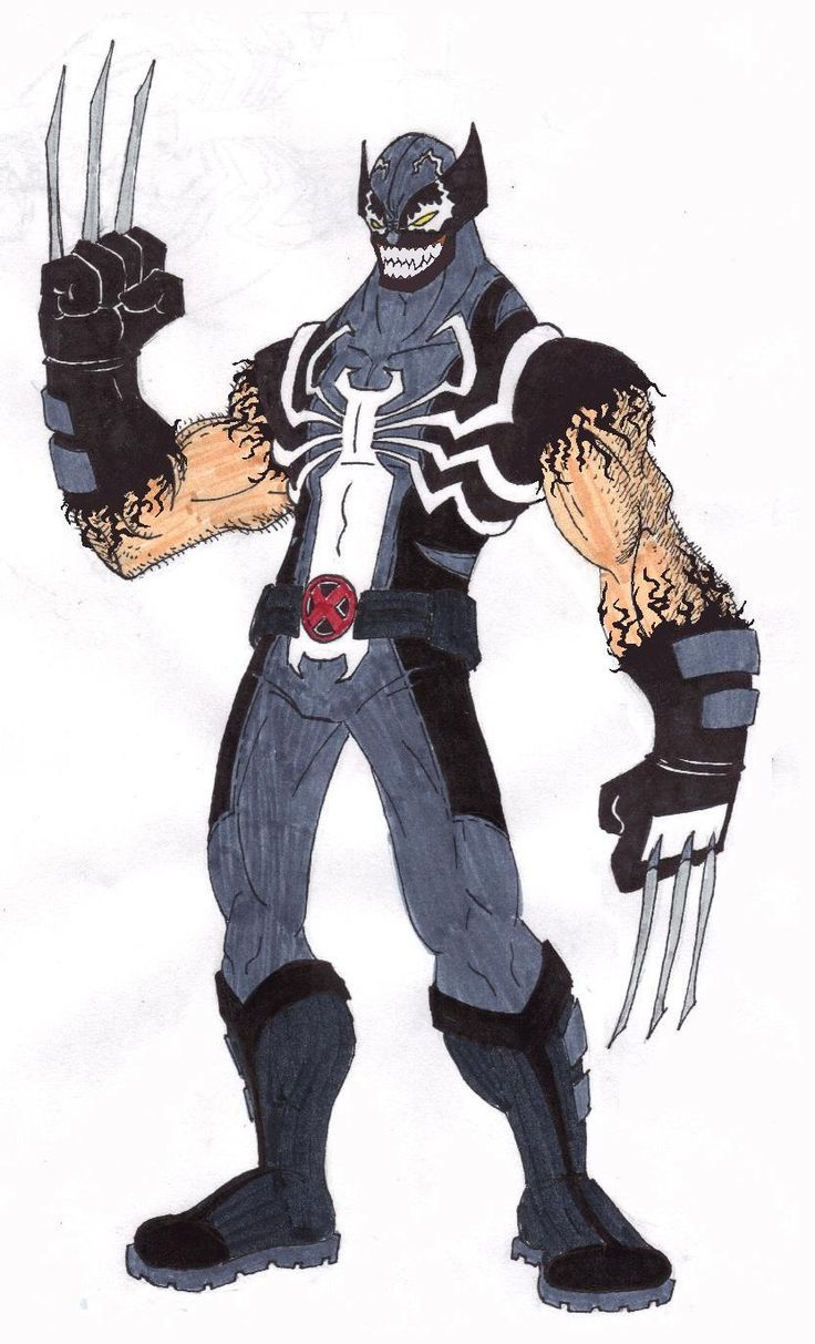 Image result for venom wolverine