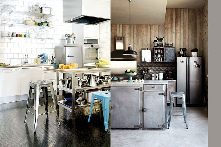 17 best images about kitchen on pinterest industrial for Advies interieur
