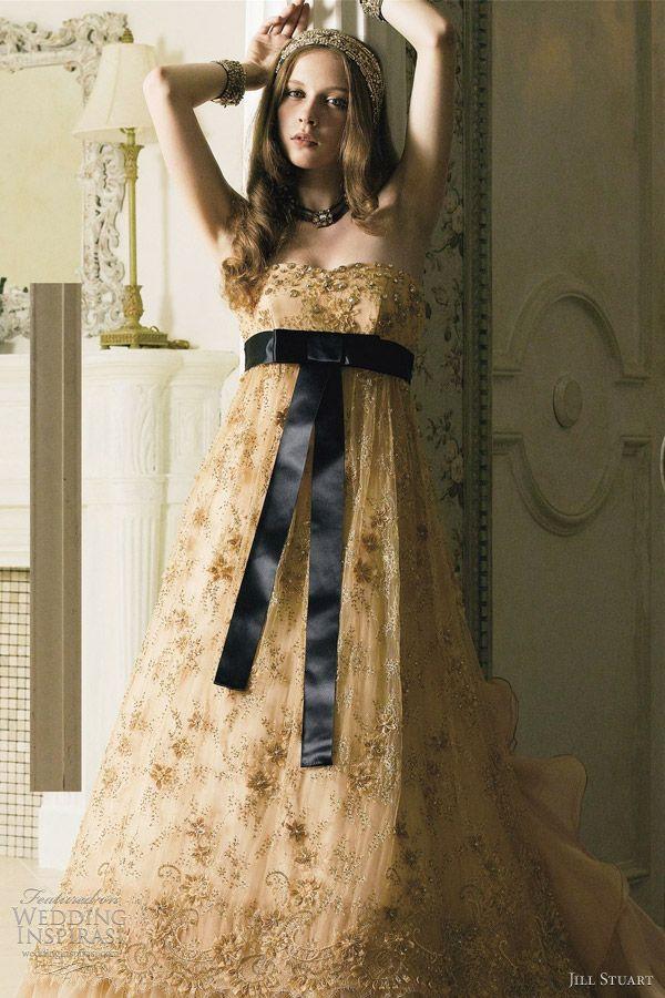 Jill Stuart Wedding Dresses 2012 — The Seventh Collection | Wedding Inspirasi