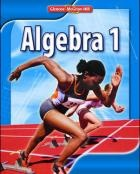 Glencoe Algebra 1 Textbook (Ed 1) - lessons linked to videos on Backpack TV