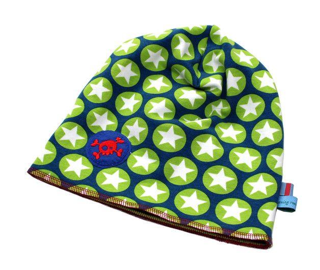 Mützen - Beanie Mütze KU 55-56 Kindermütze - ein Designerstück von mynata bei DaWanda