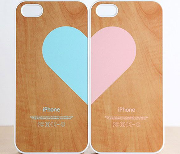 Best Friend Love iPhone Cases @Rose Pendleton Fedechko