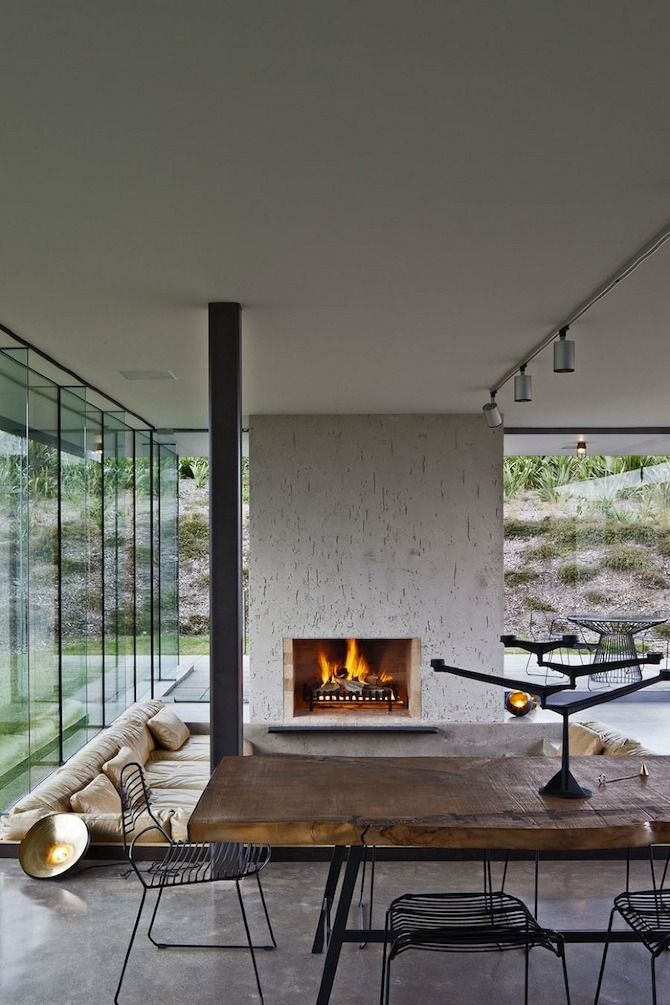 Fearon Hay Architects: Island Retreat