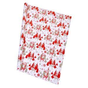 Χριστουγεννιάτικο Ρολό Περιτυλίγματος 70cm x 1m < Χαρτί Περιτυλίγματος   Jumbo