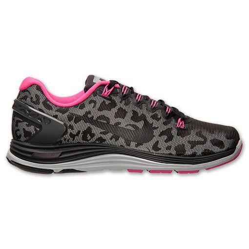 Nike Lunarglide 5 Femmes Bouclier Exécutant Chat Léopard Cordonnerie Offre magasin rabais vente vraiment WBZ28