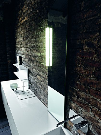 Mirror lighting | Bathroom lighting | Lamps | Minimal | Milldue | ... Check it out on Architonic  http://www.milldue.com/en/collections/