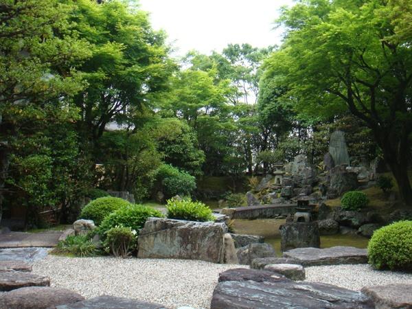 壬生寺の庭(特別拝観)