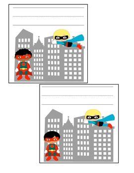 Super Hero Locker Tags freebie.  backpacks too.