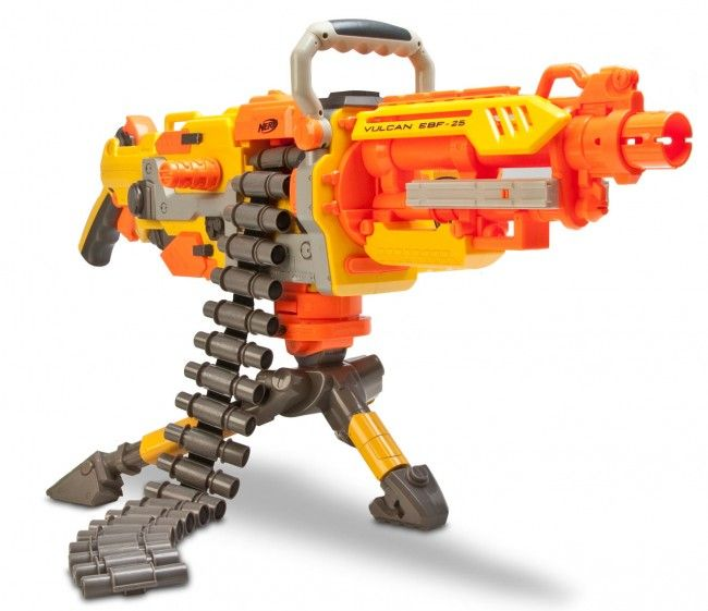 10 Awesome NERF Guns to Buy Your Kids this Holiday (list)   Gadget Review