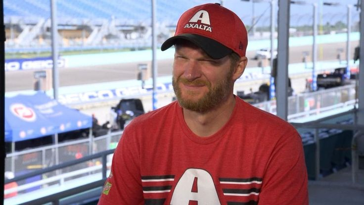 """I want to continue to cover it, be a part of its health and growth,"" Earnhardt, 43, who will remain in the world of NASCAR as a commentator, broadcasting races from the booth next season, said in an exclusive interview with ABC News' Michael Strahan.  Earnhardt also opened up about the"