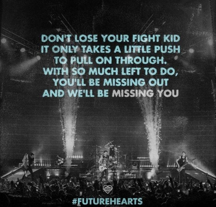 Lyric i ll be missing you lyrics : 13 best This Song Saved My Life images on Pinterest   Bands ...