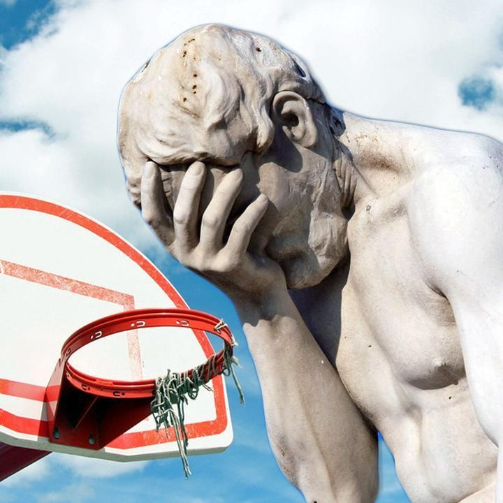 Fun GIFs! Some March Madness basketball brackets will be completely busted after the first round.