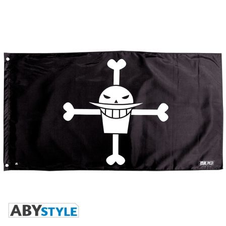 ONE PIECE Drapeau One Piece Whitebeard (70x120)