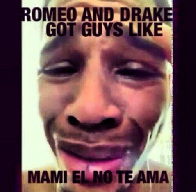 Romeo Santos & Drake got guys like ...