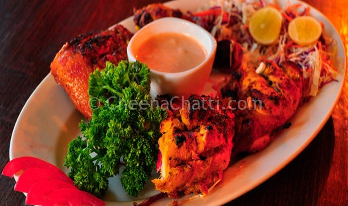 Prepare Alfaham Chicken in traditional Arabian method. Learn how to make the hot and spicy arabian alfaham chicken at home with this recipe.