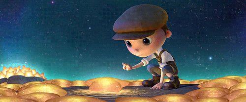 La Luna -Pixar's best yet.