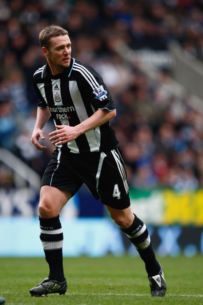 Kevin Nolan on Newcastle United