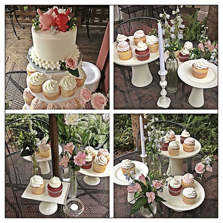 Wedding Cupcake Decorating Ideas: 35 Best Images About Centerpiece Ideas On Pinterest