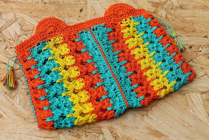 Crochet makeup little bag   Flickr - Photo Sharing!