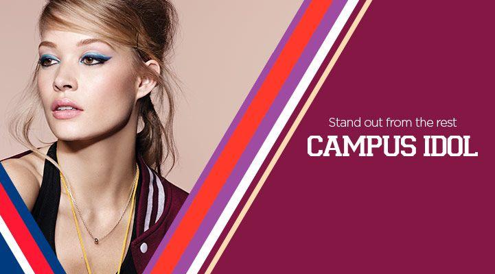 Campus Idol, il Make-Up Stile Collegiale di Kiko Milano
