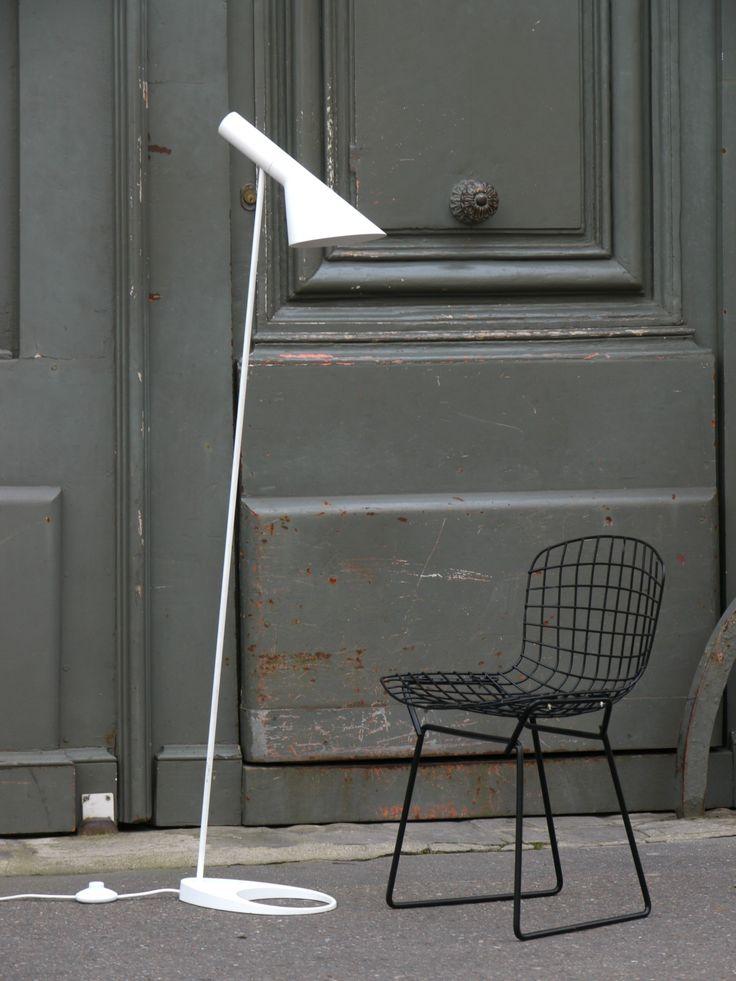 Lampadaire Arne Jacobsen Louis Poulsen Floor Lamp Jpg