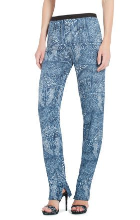 Michael Relaxed Pant | BCBG
