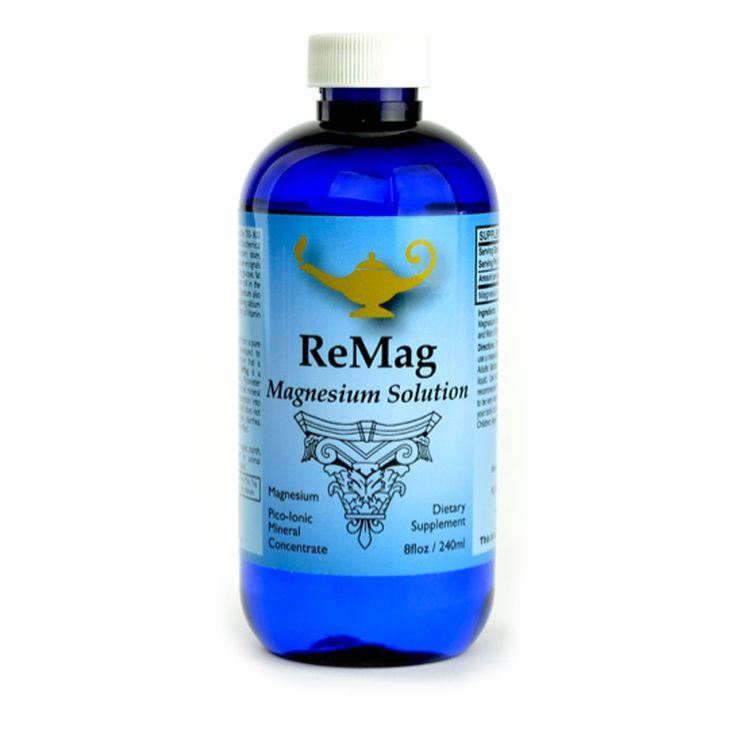 ReMag Magnesium Liquid Solution