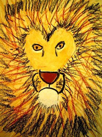Artsonia Art Museum :: Artwork by Carter2420  3rd grade lions