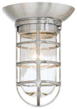 Best 25 industrial outdoor flush mounts ideas on pinterest retro industrial outdoor ceiling light beach style outdoor flush mount ceiling mozeypictures Images