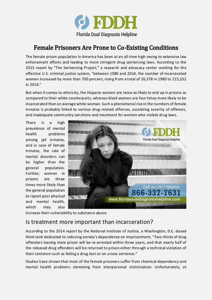 """The female prison population in America has been at an all-time high owing to extensive law enforcement efforts and leading to more stringent drug sentencing laws. According to the 2015 report by """"The Sentencing Project,"""" a research and advocacy center working for the effective U.S. criminal justice system, """"between 1980 and 2014, the number of incarcerated women increased by more than 700 percent, rising from a total of 26,378 in 1980 to 215,332 in 2014."""""""