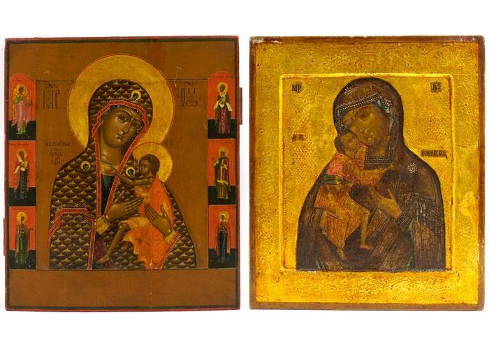 Religieuze functie, maria wordt afgebeeld wat met het geloof te maken heeft