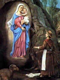 Apparitions mariales, Notre Dame du Laus