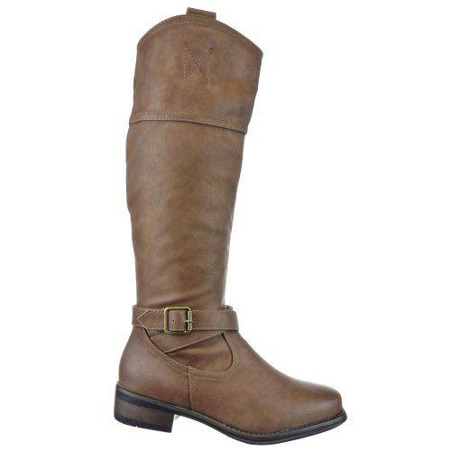 In Offerta! #Offerte Abbigliamento#Buoni Regalo   #Outlet Kickly - Scarpe da Moda Scarponi Stivaletti - Stivali Cavalier - Western - Cowboy al Ginocchio donna fibbia Tacco a blocco 3.5 CM - soletta pelliccia - Khaki disponibile su Kellie Shop. Scarpe, borse, accessori, intimo, gioielli e molto altro.. scopri migliaia di articoli firmati con prezzi da 15,00 a 299,00 euro! #kellieshop #borse #scarpe #saldi #abbigliamento #donna #regali
