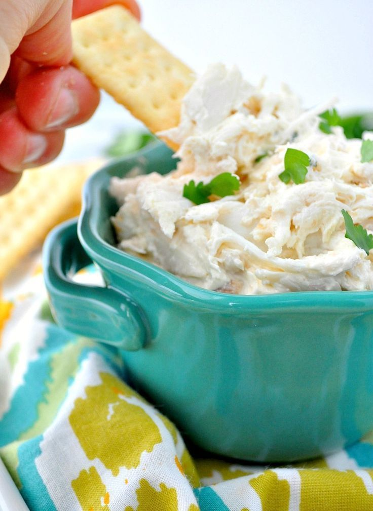 You Just need 10 minutes to prepare Mom's Holiday Crab Dip! Serve it hot or cold for an easy appetizer that's perfect for every celebration!