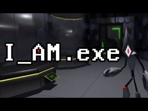 """Hey r/games! 2 years ago I left my job in order to make a game full time. Now it's time to show it: Inspired by Zelda and Metroid Prime this is """"I_AM.exe""""!"""
