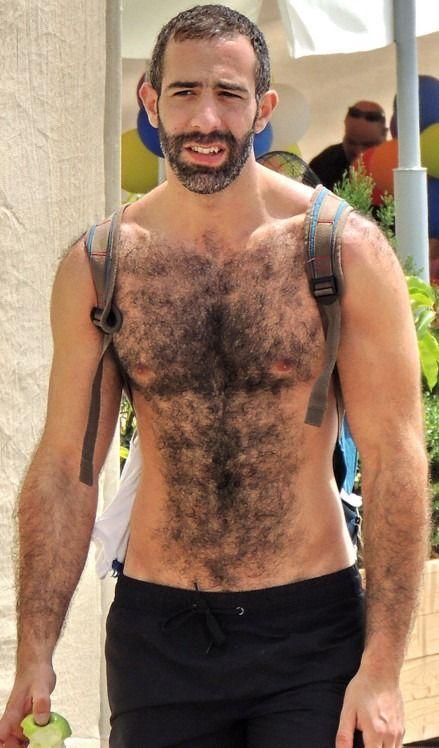 Hairy british guys