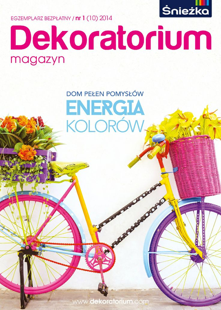 Najnowszy numer magazynu Dekoratorium! :) Bezpłatna prenumerata: http://dekoratorium.com/prenumerata/