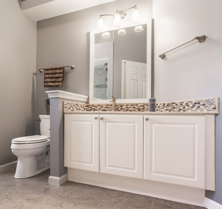 photos of remodeled bathrooms%0A The kitchen and bathroom remodeling professionals at David Gray Design  Studio in Jacksonville  FL  handle your renovation from concept to  completion