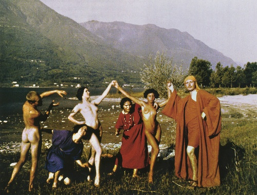 Rudolf Laban in Ascona, Monte Verita