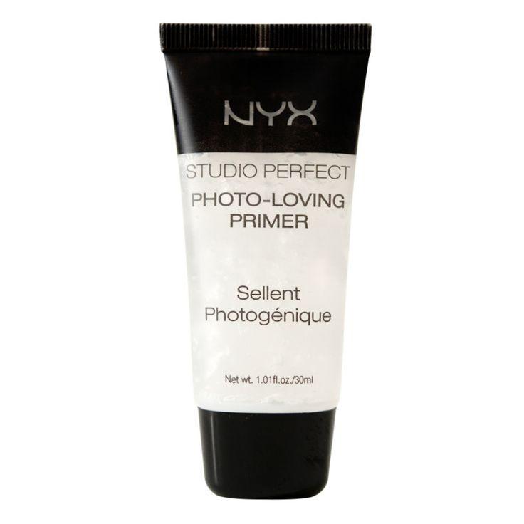 Nyx Cosmetics Studio Perfect Primer in Clear