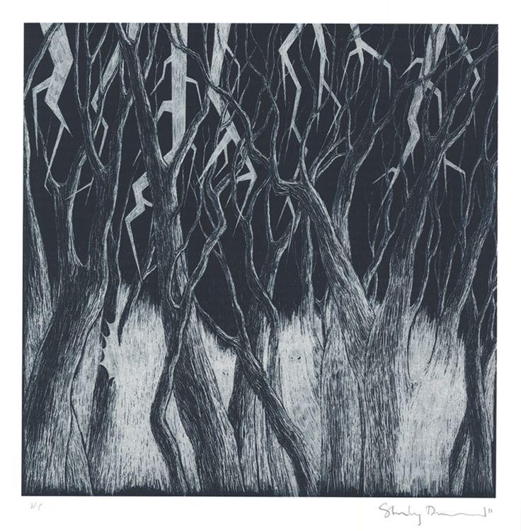 stanley-donwood-bad-woods-king-of-limbs-album-cover-bad-woods-1.jpg (786×800)