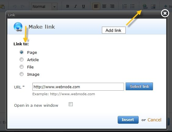 Quick Tip: Promote your links with images!