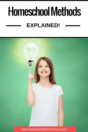 Learn the different teaching strategies used in homeschools!